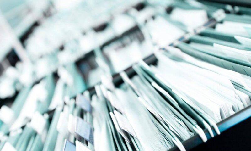 Brakowanie dokumentacji medycznej